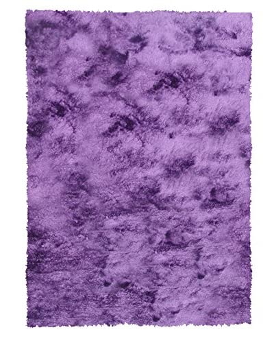 The Rug Market Sensual Rug, Plum, 8' x 11'
