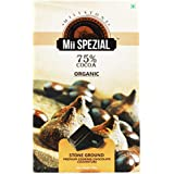 Mii Spezial Organic 75% Cocoa Cooking Chocolate Couverture, 500g