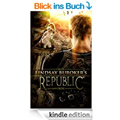 Republic (The Emperor's Edge Book 8) (English Edition)
