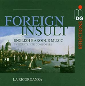 Foreign Insult: English Baroque Music