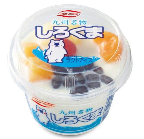 丸永製菓 九州名物 しろくまアイス 12個