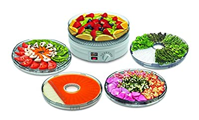 Salton DH1454 Collapsible Dehydrator by Toastess International