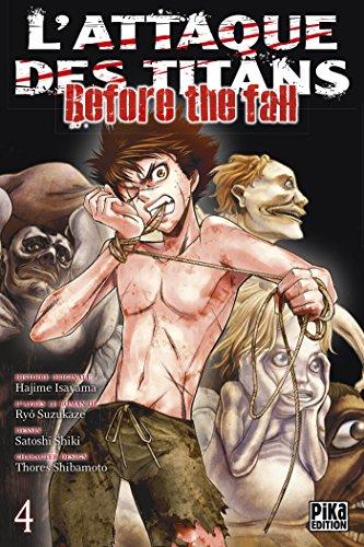 L'Attaque des Titans - Before the Fall T04 gratuit