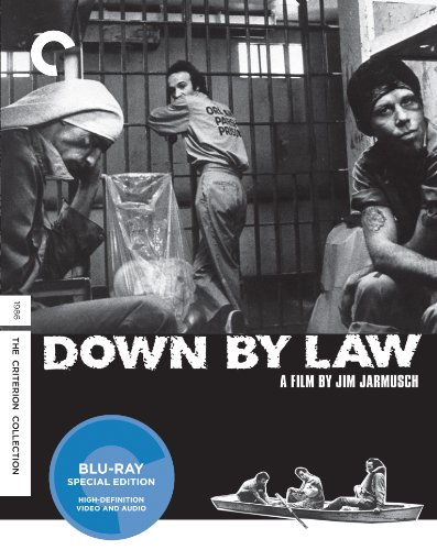 Cover art for  Down by Law (The Criterion Collection) [Blu-ray]