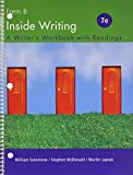 img - for Inside Writing: Form B book / textbook / text book
