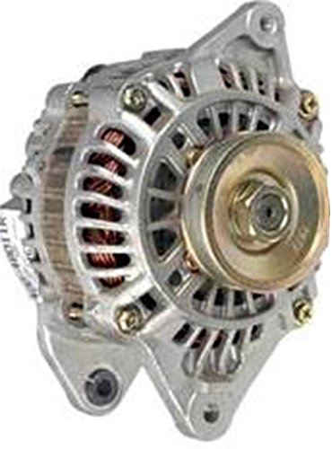 NEW ALTERNATOR FITS CATERPILLAR FORKLIFT 4G63 4G64 4G15 ENGINE A2TA2871 MD316418 (4g63 Alternator compare prices)