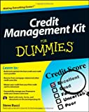 51Jv2icmHAL. SL160  Credit Management Kit For Dummies