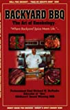 img - for Backyard BBQ: The Art of Smokology by Richard W. McPeake... book / textbook / text book