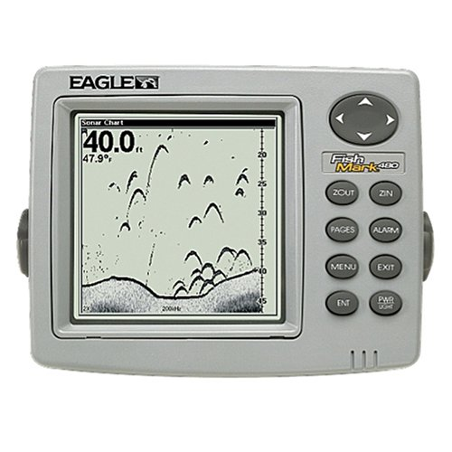Eagle Fishmark 480 5 Inch Waterproof Fishfinder Reviews