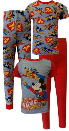 Mickey Mouse Toddler Pajamas