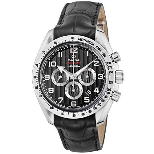 [オメガ]OMEGA 腕時計 スピードマスター ブロードアロー ブラック文字盤 コーアクシャル自動巻 クロノグラフ 321.13.44.50.01.001 メンズ 【並行輸入品】