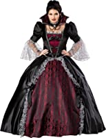 InCharacter Costumes Women's Plus Size Vampiress Of Versailles Costume