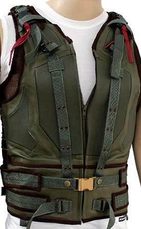 Tom Hardy Bane Vest Adult Warrior Costume TDKR XL