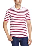 Peter England Men's Polycotton Polo (8907411534792_PKW31603814_M_White)