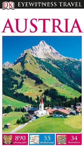 Dk Eyewitness Travel Guide: Austria front-529595