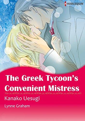 Lynne Graham - The Greek Tycoon's Convenient Mistress (Harlequin comics)