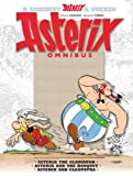 Asterix Omnibus 2: Asterix the Gladiator, Asterix and the Banquet, Asterix and Cleopatra Rene Goscinny