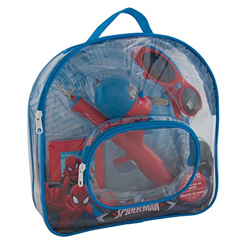 Shakespeare Spiderman Backpack Kit Combo