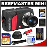 51JvCbi0OfL. SL160  SeaLife ReefMaster Mini Digital Underwater Dive Camera (Waterproof to Feet) with 32GB Card + Case + Batteries & Charger + LED Light + Accessory Kit 200