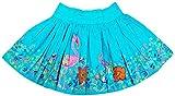 Oye Girls Skirt - Aqua Blue (3-4Y)