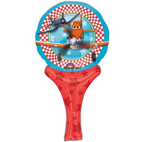 "Anagram International Disney Planes Inflate-A-Fun Balloon, 12"", Multicolor - 1"