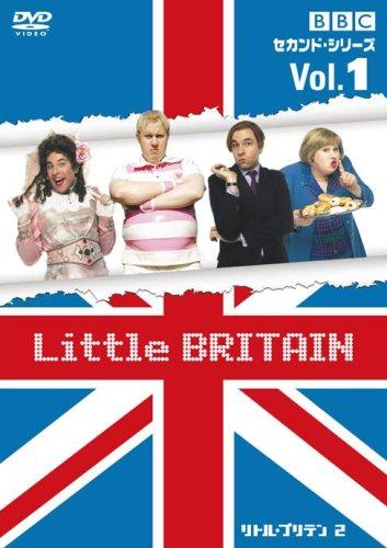 Little BRITAIN/リトル・ブリテン セカンド・シリーズ Vol.1