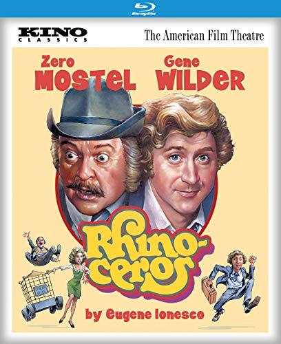 Blu-ray : Rhinocernos (Blu-ray)