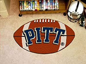 Buy NCAA Pittsburgh Panthers 22x35 Football Mat by Fanmats