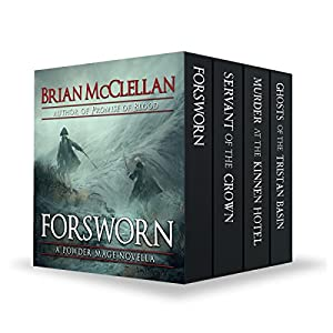 The Powder Mage Novella Collection #1 Audiobook