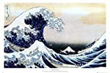 The Great Wave at Kanagawa , c.1829 Poster Print by Katsushika Hokusai, 36x24 Collections Poster Print by Katsushika Hokusai, 36x24