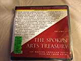img - for The Spoken Arts Treasury 100 Modern American Poets Reading Their Poems (volume 2) book / textbook / text book