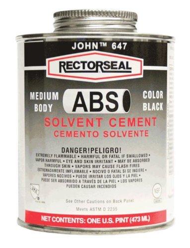 rectorseal-55938-1-4-pint-647l-low-voc-abs-solvent-cement