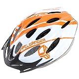 DOPPELGANGER ヘルメット S-Lサイズ [頭周囲:54~59cm] 重量約250g軽量仕様 サイズ調整可能 取り外し可能専用バイザー付属 蒸れ防止ベンチレーションホール配置 衝撃吸収インナーパッド DH002