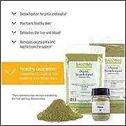 Banyan Botanicals Neem Powder - USDA Organic - 1/2 Pound, Azadirachta indica - Ayurvedic Herb for Skin & Blood