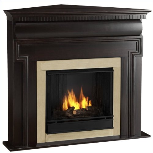 Real Flame Mt. Vernon Corner Ventless Gel Fireplace picture B006GZ2ID0.jpg