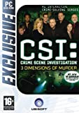 CSI: 3 Dimensions of Murder Exclusive (PC)