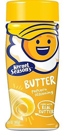 Kernel Season's Butter Seasoning, 2.85 Ounce Shakers (Pack of 6)