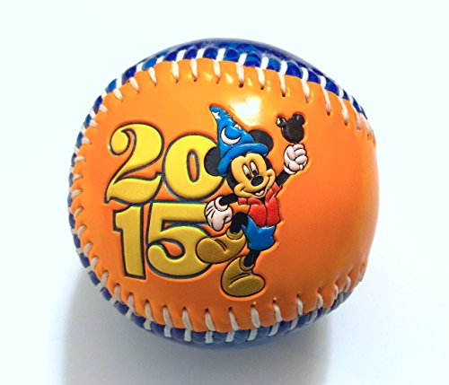 Disney Baseball 2015 Walt Disney World Official Logo Collectible New