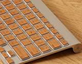 Lazerwood 71000 Wood for Apple Keyboard Cherry Brown