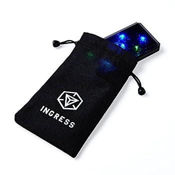 {イングレス公式} cheero Ingress Power Cube 12000mAh 大容量 モバイルバッテリー CHE-058