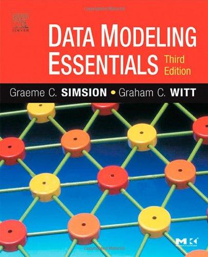 Data Modeling Essentials, Third Edition