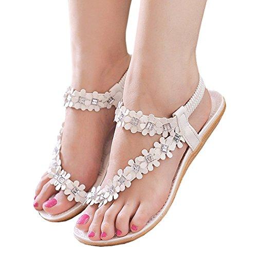 zeagoo-women-bohemia-flower-beads-flip-flop-shoes-flat-sandals-uk-35-white-rhinestone