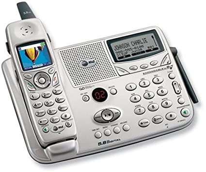 Cordless Phone That Vibrates 5 8ghz Cordless Phone