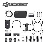 DJI Mavic Air Fly More Combo, Onyx Black Portable Quadcopter Drone