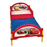 Disney CARS Toddler Bed Bett 140x70 cm Kinderbett Bett Kindermöbel