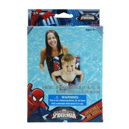 Spiderman Inflatable Swimming Pool Air Noodle for Kids - 1