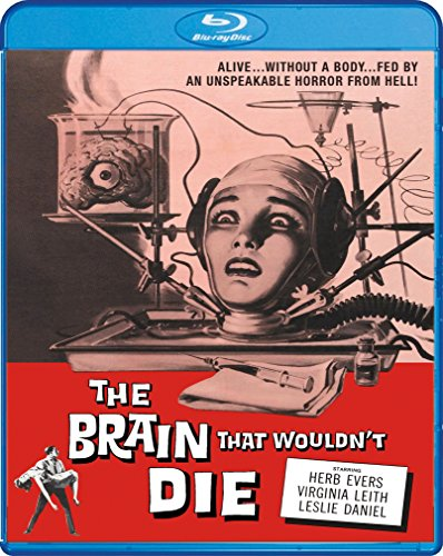 The Brain That Wouldn't Die [Blu-ray]
