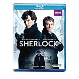 Sherlock: Season Three (Blu-ray) (Original UK Version)