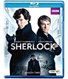 Sherlock: Season 3 (Blu-ray) (Original UK Version)