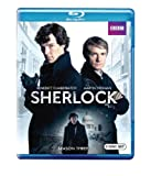 Sherlock: Season Three [Blu-ray] [US Import]